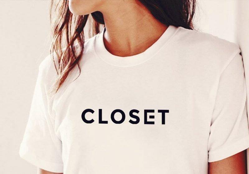 Closet.pk Logo Design