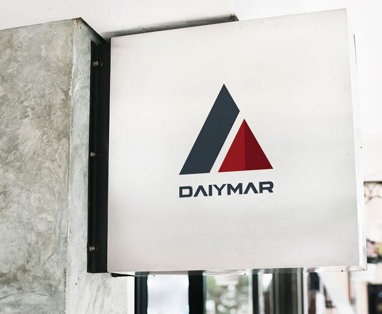 Daiymar Logo Design