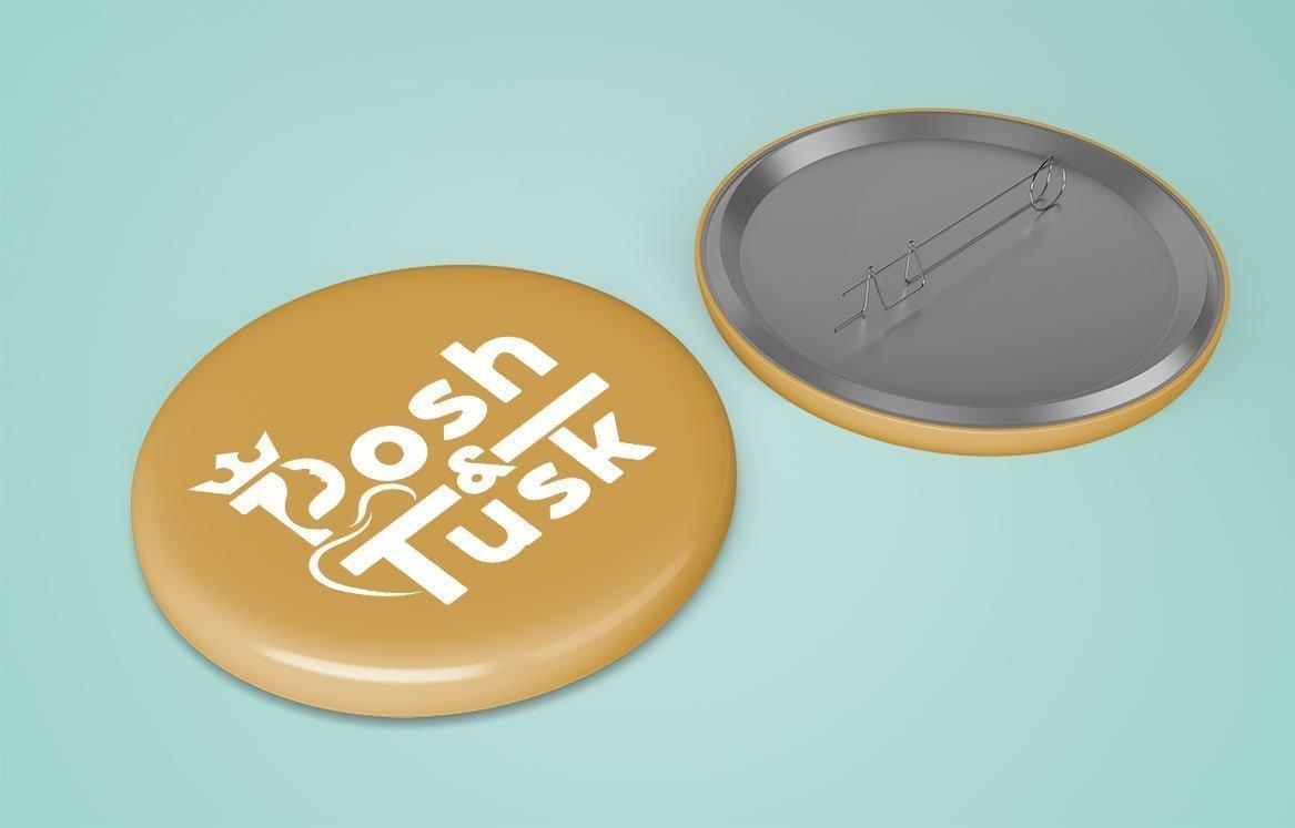 Posh & Tusk Branding