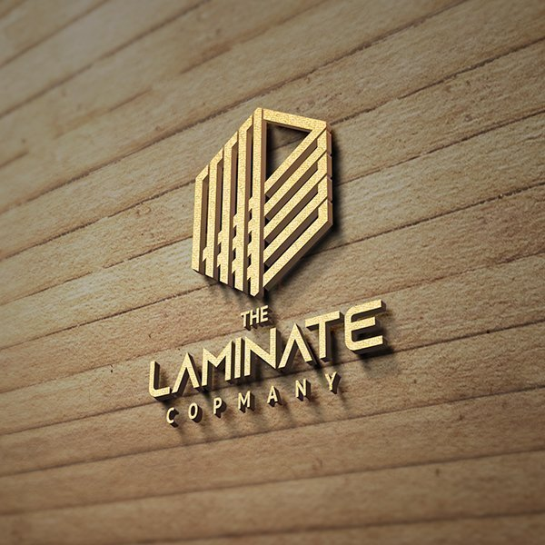 The Laminate Company Logo Design