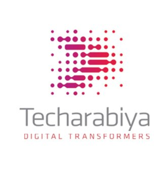 Techarabiya Logo Design