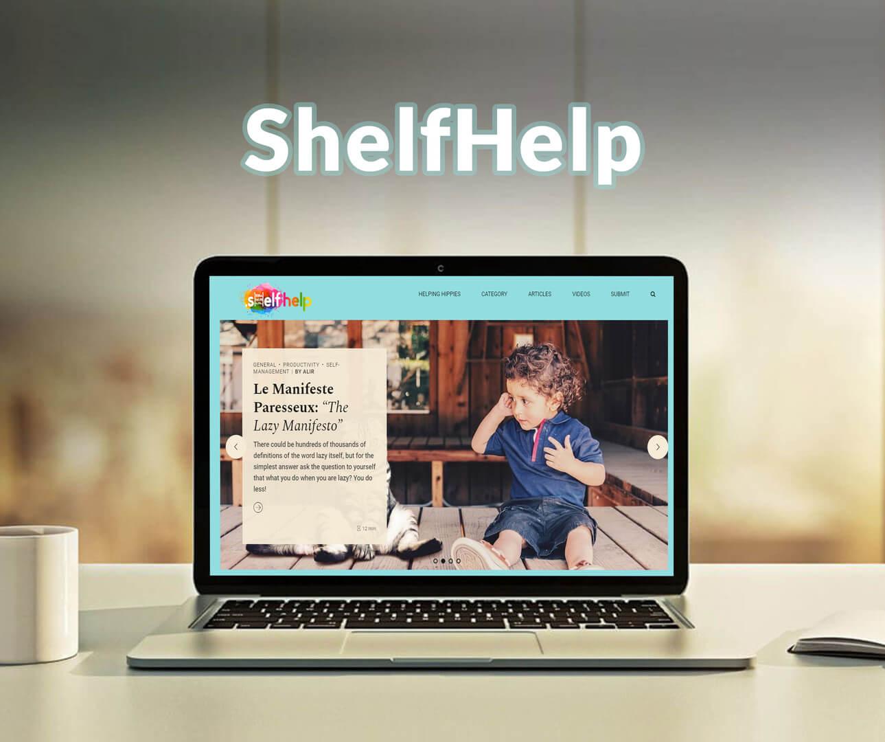ShelfHelp Website Development