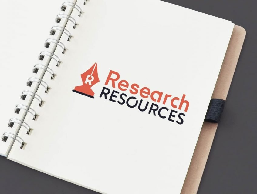 Research Resources UK Logo Design