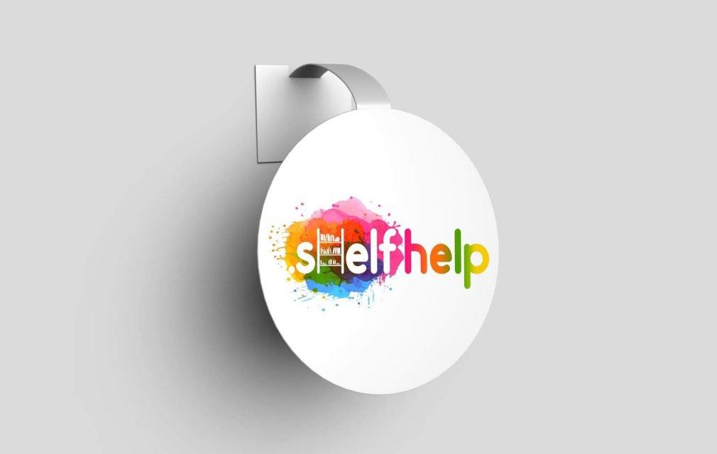 Shelfhelp Logo Design