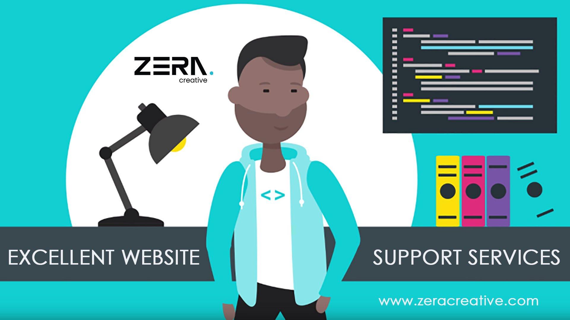 Website Support Services Pakistan