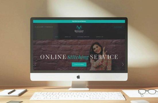 Sohaay Website Design Development
