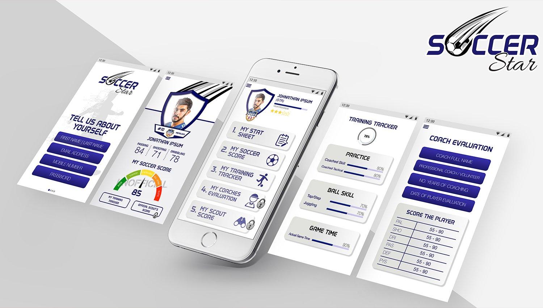 Football Soccer Hybrid App